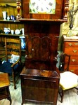 Very Large 8 DAY Mahogany Grand Father Clock.£3,500.