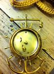 A Rare Maritime Desk Clock.£375