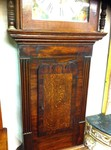 A  30Hour. Oak & Mahogany Grandfather Clock.Halifax.£850